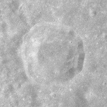 Alhazen Crater